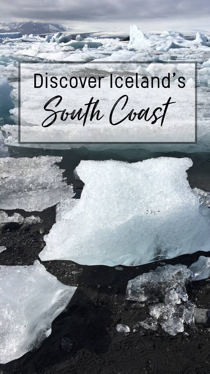 Stops to Make on Iceland's South Coast