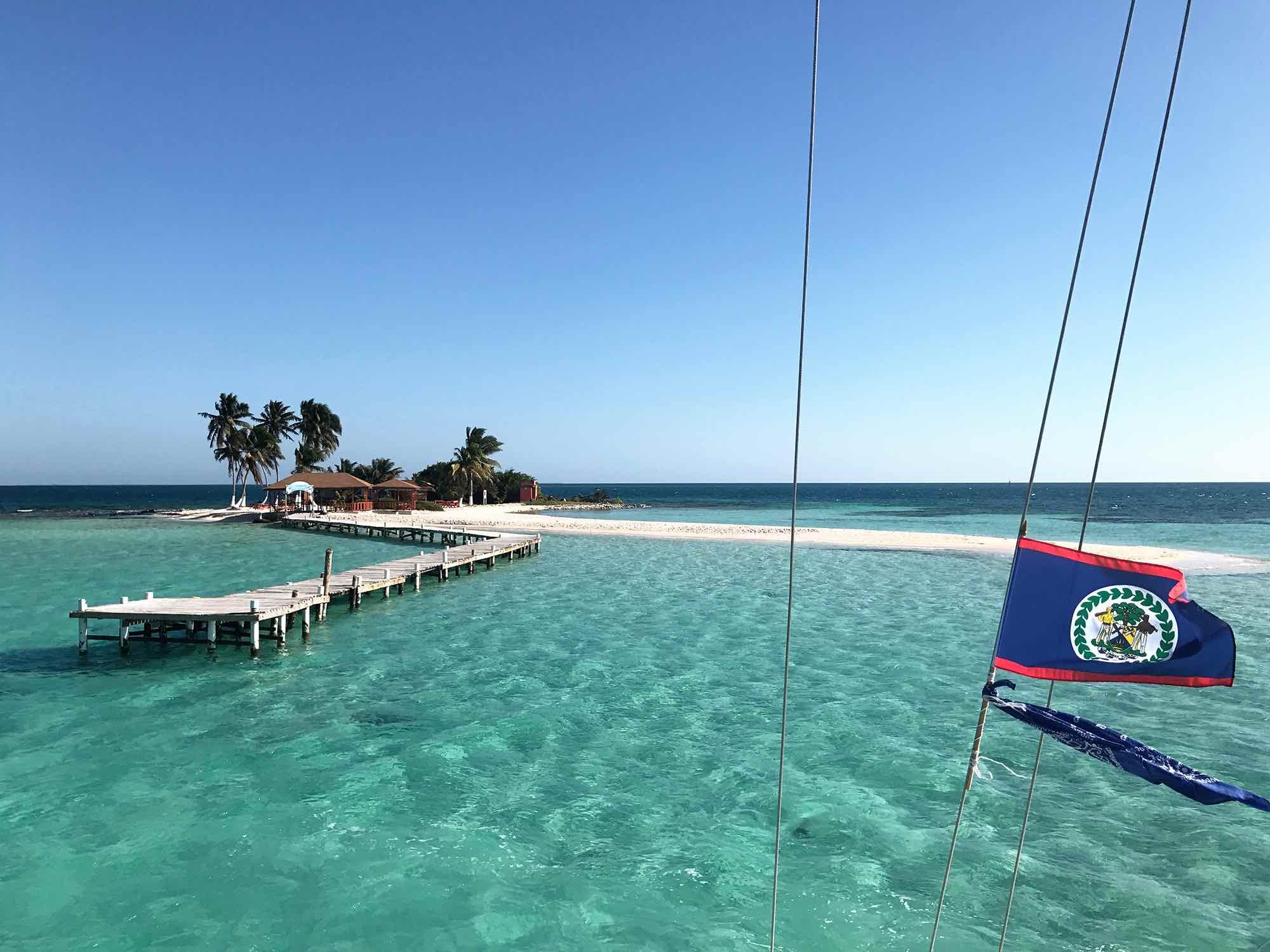 Goff's Caye, Belize