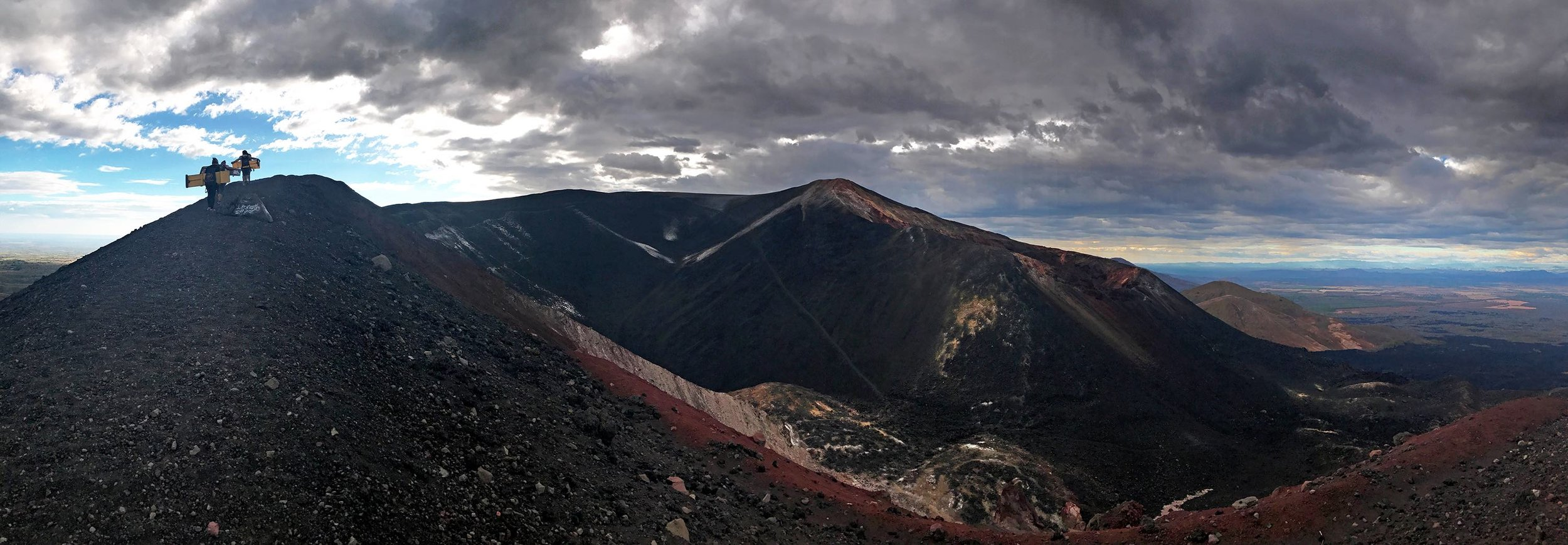 Cerro Negro volcano | Volcano hikes in Nicaragua