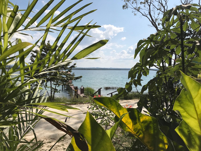 Guatemala lake off the beaten path