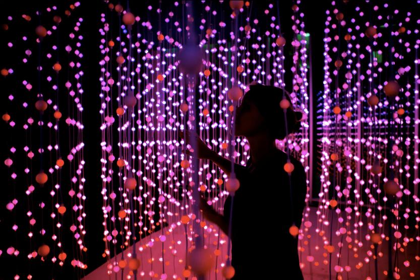 Wonderspaces Pop Up Art Gallery San Diego