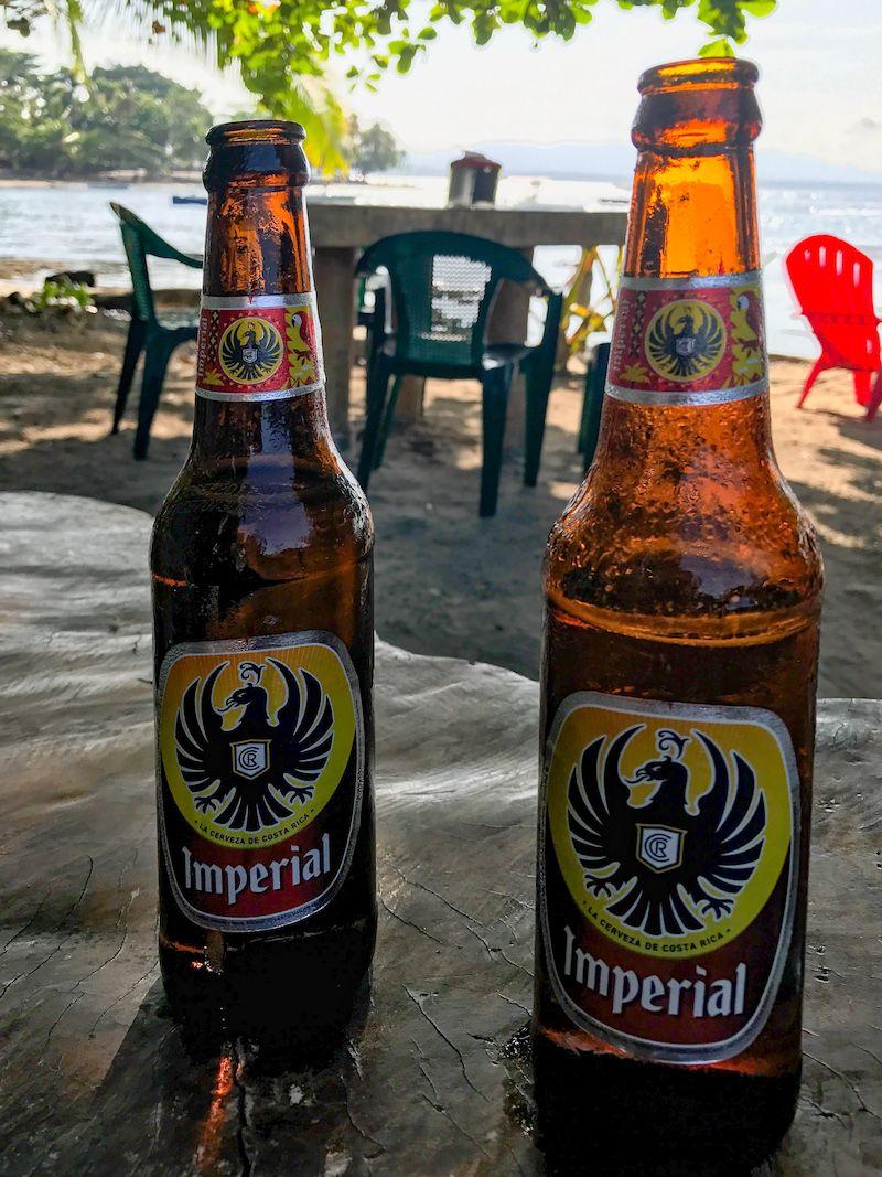 beers in Puerto Viejo Costa Rica