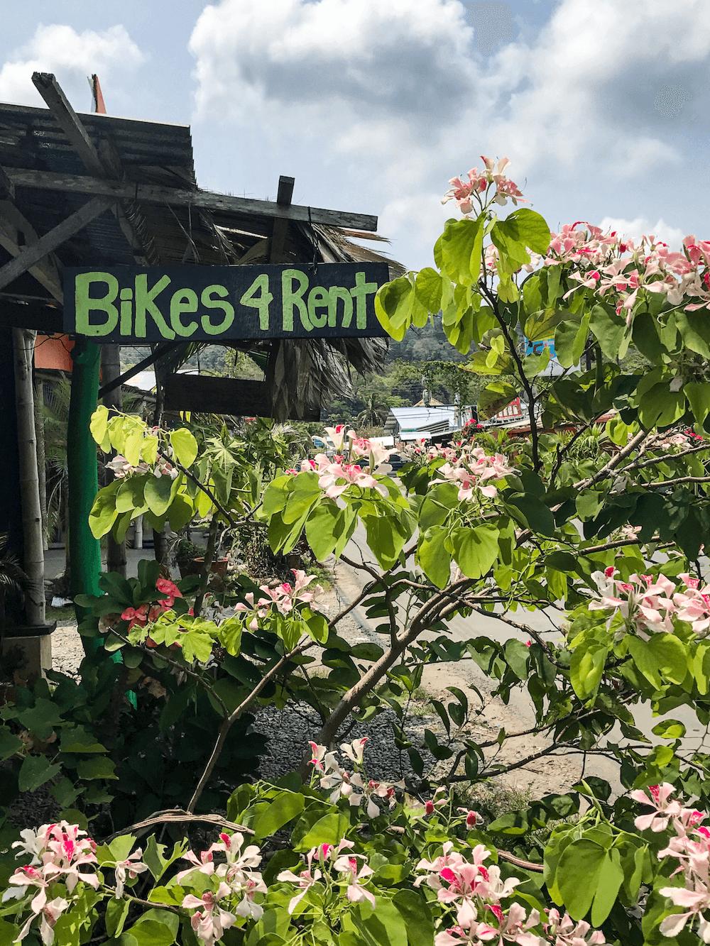 Puerto Viejo Costa Rica bikes