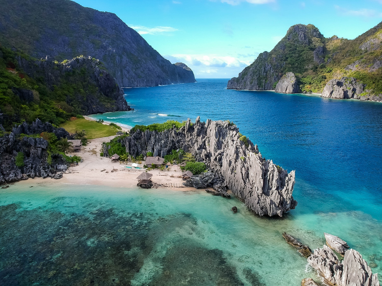 El Nido Palawan Philippines | Warm Weather Destinations to Escape the Winter Cold