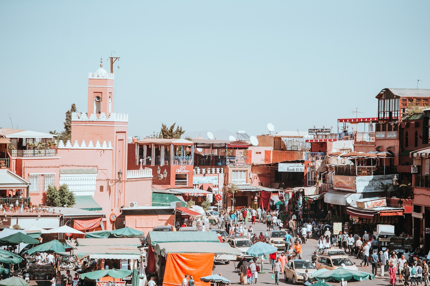 Marrakech, Morocco | The City that Inspired Fashion Icon, Yves Saint-Laurent Most
