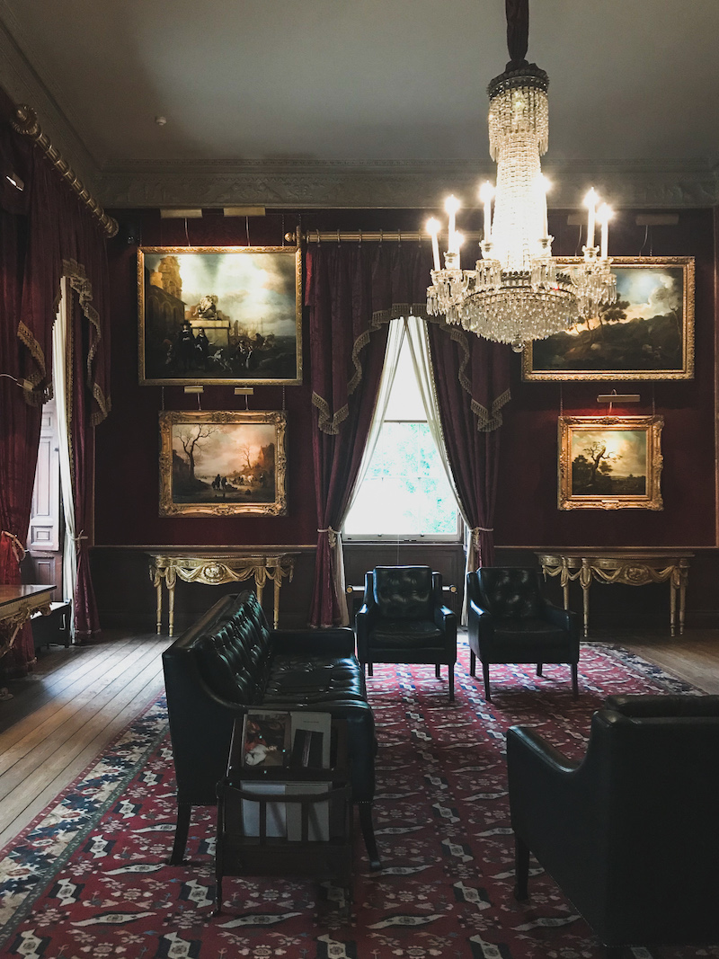 seating room in kenwood house