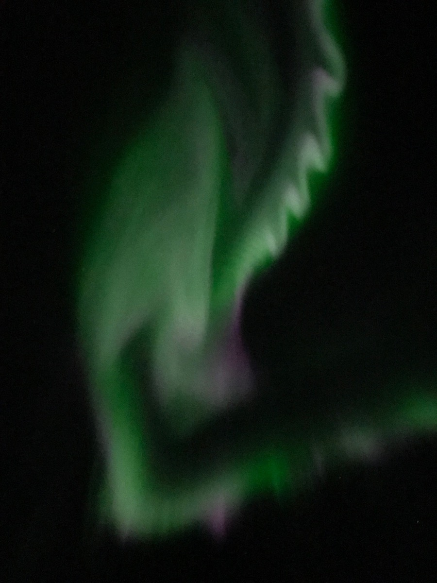 Northern Lights Norway dancing lights