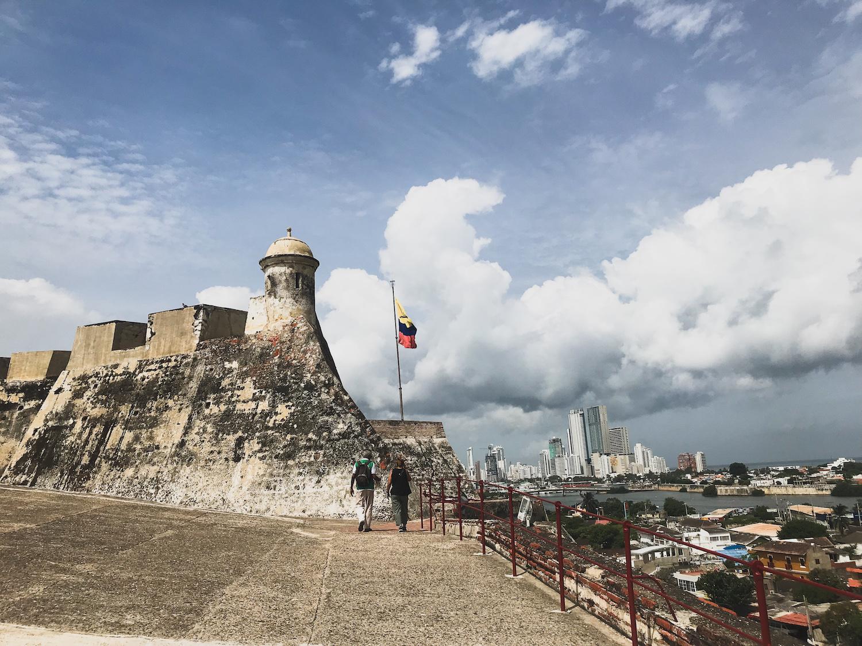 San Felipe Castle   Things to do in Cartagena Colombia