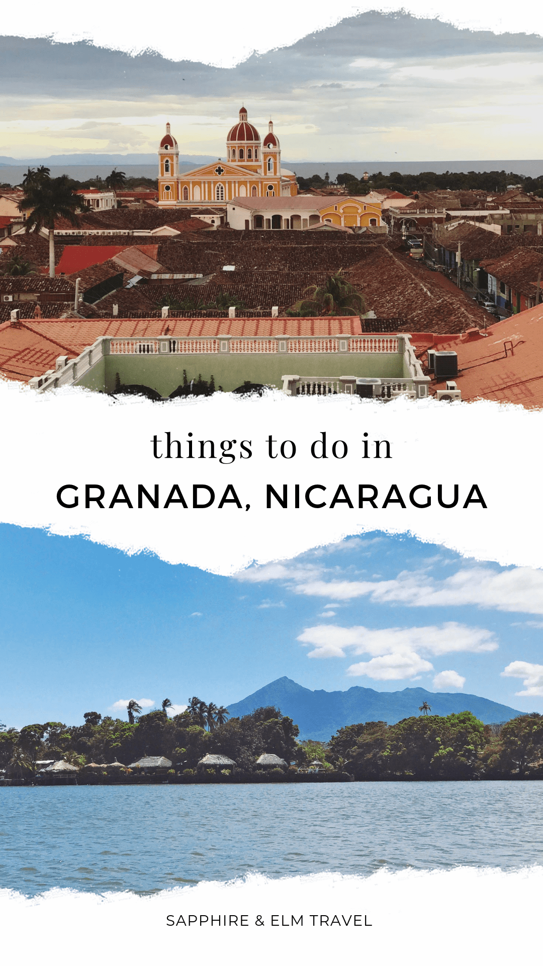 Things to do in Granada Nicaragua | Sapphire & Elm Travel