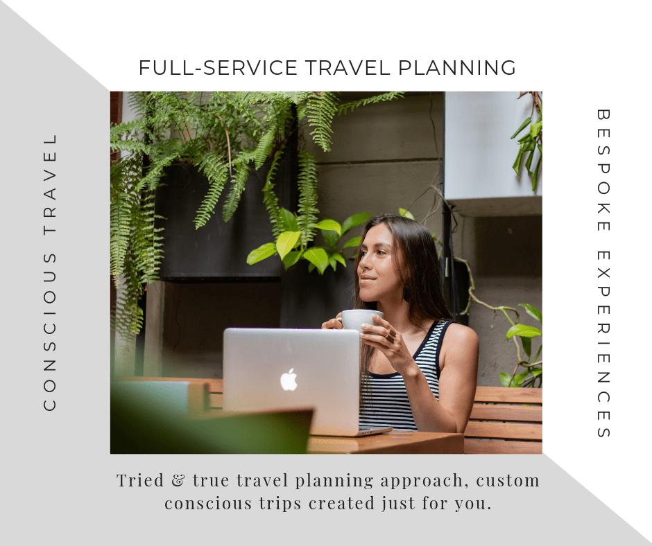 full service custom travel planning