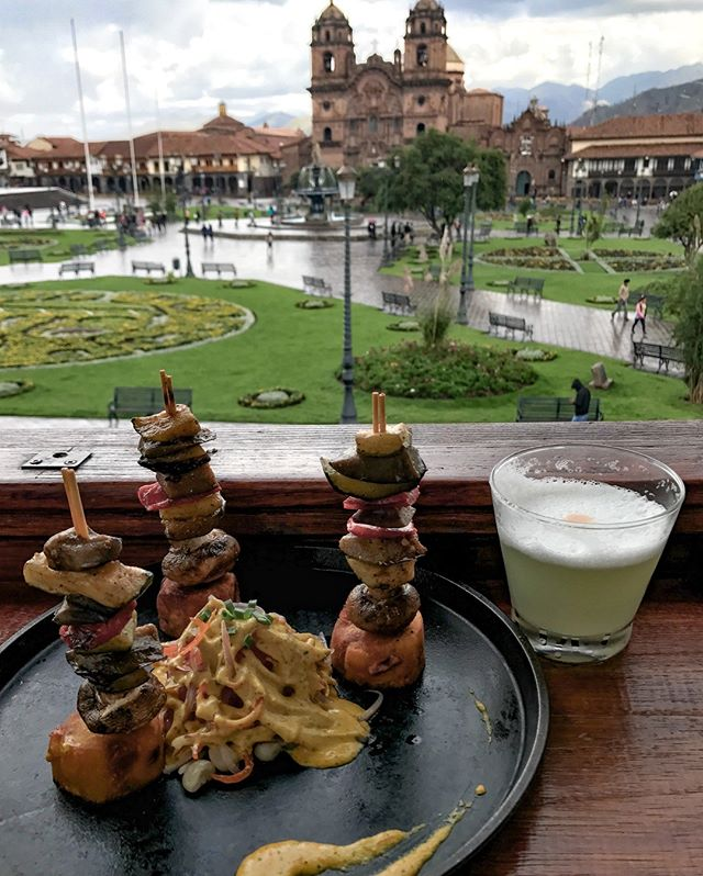 🍠 BEAUTIFUL VEG food in Cusco!⠀⠀⠀⠀⠀⠀⠀⠀⠀ ⠀⠀⠀⠀⠀⠀⠀⠀⠀ I've been veg for 2 years now (had dabbled in it for about 3 years before).⠀⠀⠀⠀⠀⠀⠀⠀⠀ ⠀⠀⠀⠀⠀⠀⠀⠀⠀ I find it really easy to eat veg around the world!⠀⠀⠀⠀⠀⠀⠀⠀⠀ ⠀⠀⠀⠀⠀⠀⠀⠀⠀ There are almost always beautiful, nutrient-dense, veg options everywhere! Greece, Amsterdam, Peru, Colombia, California, even Spain (the epicenter of jamon and pescado)!⠀⠀⠀⠀⠀⠀⠀⠀⠀ ⠀⠀⠀⠀⠀⠀⠀⠀⠀ Are you considering becoming veg but worried it might be difficult traveling?⠀⠀⠀⠀⠀⠀⠀⠀⠀ ⠀⠀⠀⠀⠀⠀⠀⠀⠀ Share your questions or experiences with others below!⠀⠀⠀⠀⠀⠀⠀⠀⠀ ⠀⠀⠀⠀⠀⠀⠀⠀⠀ #travelwithintention⠀⠀⠀⠀⠀⠀⠀⠀⠀ #conscioustravel⠀⠀⠀⠀⠀⠀⠀⠀⠀ #bespoketravel⠀⠀⠀⠀⠀⠀⠀⠀⠀ #travelconsultant⠀⠀⠀⠀⠀⠀⠀⠀⠀ #traveldeeper⠀⠀⠀⠀⠀⠀⠀⠀⠀ #wekeepmoments⠀⠀⠀⠀⠀⠀⠀⠀⠀ #travelerinperu⠀⠀⠀⠀⠀⠀⠀⠀⠀ #slowtravel⠀⠀⠀⠀⠀⠀⠀⠀⠀ #voyaged⠀⠀⠀⠀⠀⠀⠀⠀⠀ #goopgo⠀⠀⠀⠀⠀⠀⠀⠀⠀ #mydomainetravels⠀⠀⠀⠀⠀⠀⠀⠀⠀ #lifelessonsfromtravel⠀⠀⠀⠀⠀⠀⠀⠀⠀ #mindfultravel⠀⠀⠀⠀⠀⠀⠀⠀⠀ #mindfullife⠀⠀⠀⠀⠀⠀⠀⠀⠀ #plantbasedlifestyle⠀⠀⠀⠀⠀⠀⠀⠀⠀ #plantbasedtravel⠀⠀⠀⠀⠀⠀⠀⠀⠀ #vegantravels⠀⠀⠀⠀⠀⠀⠀⠀⠀ #travelingyogi