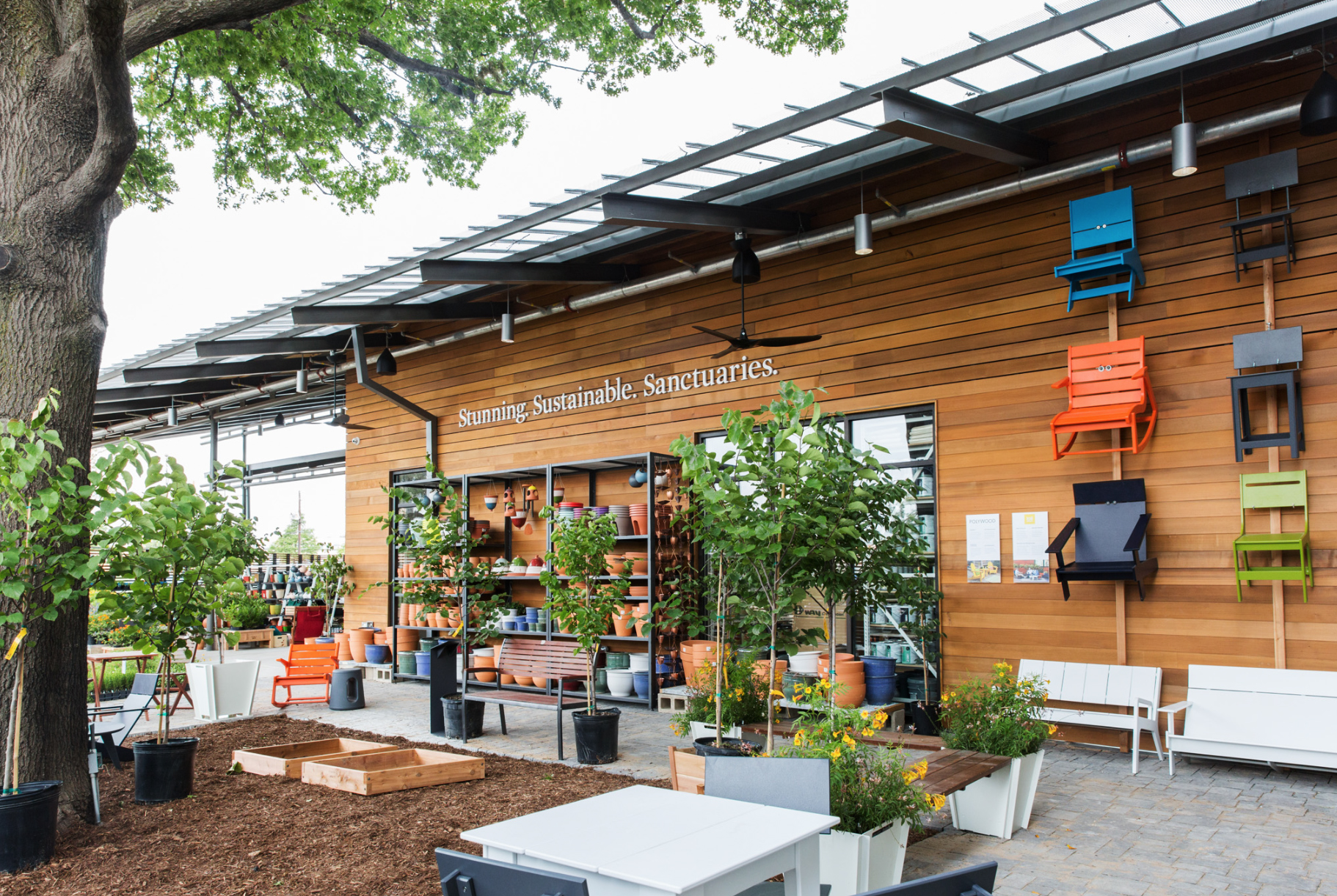 TreeHouse Dallas Outdoor Center