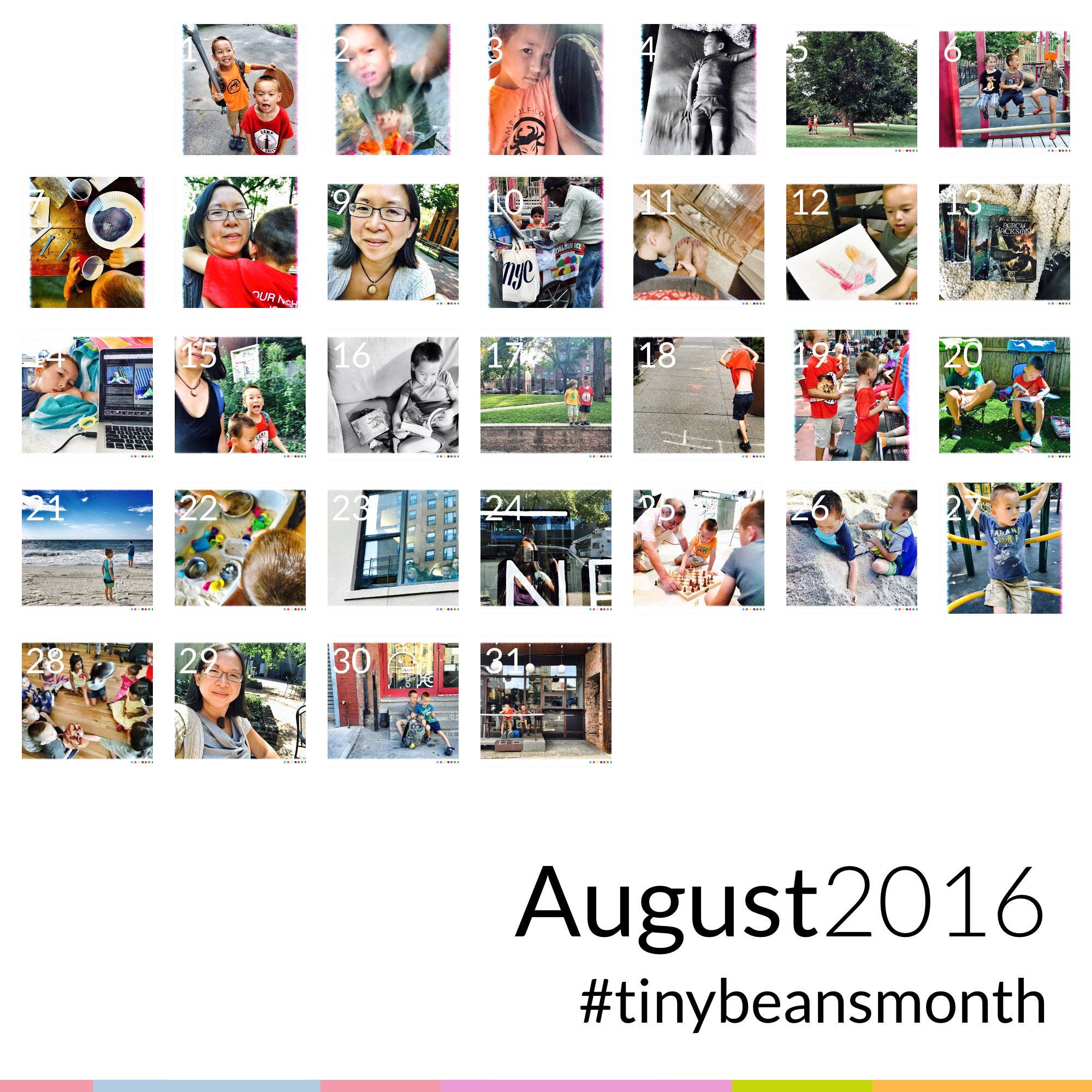 Start your photo-a-day project at  TinyBeans