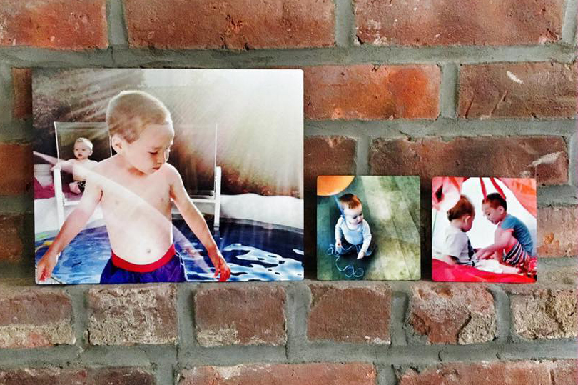 My own metal prints - I love these so much!