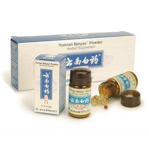yunnan baiyao stops bleeding