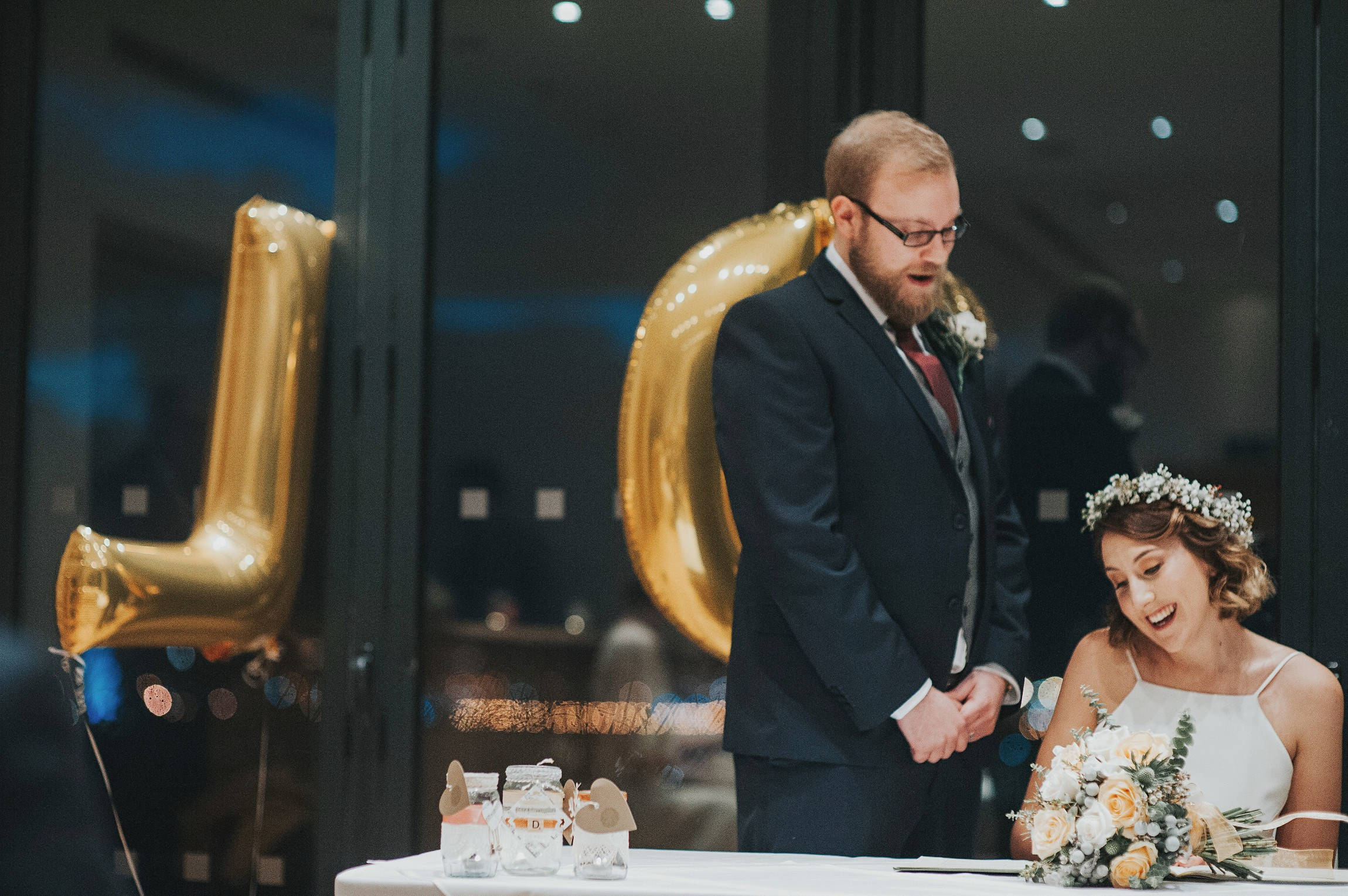 alternative and creative wedding photography from Brighton based photographer