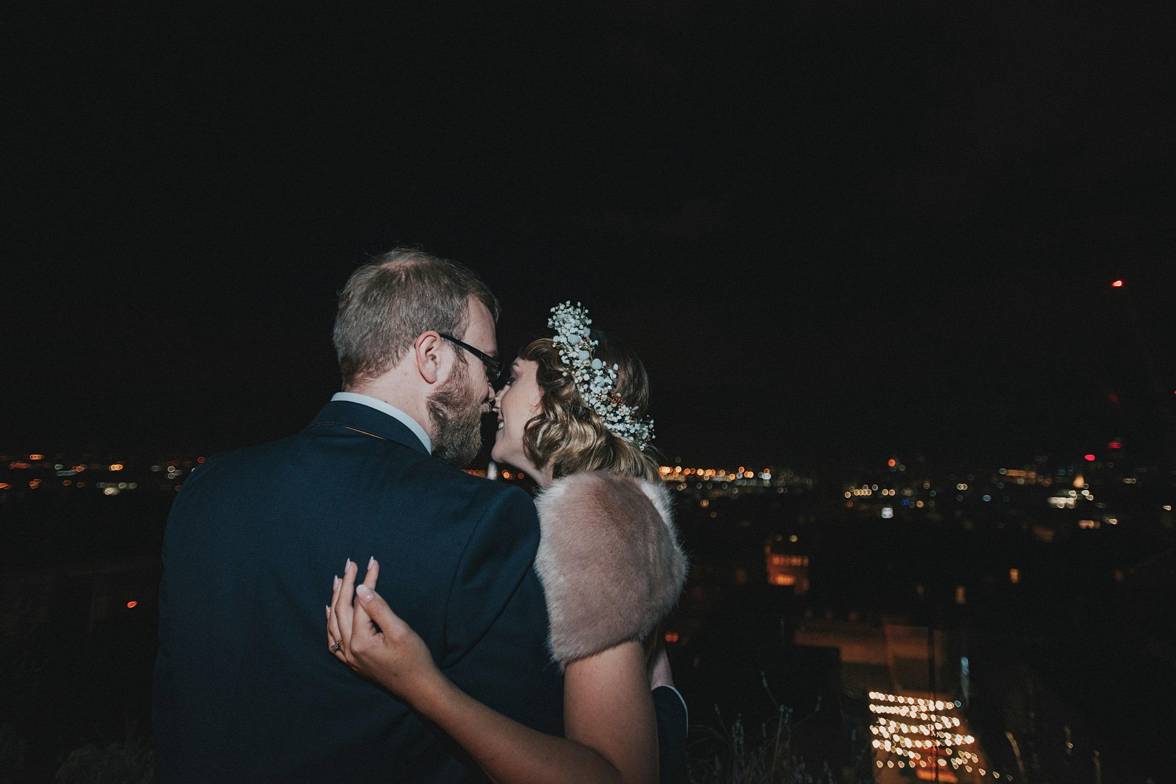 alternative wedding photos