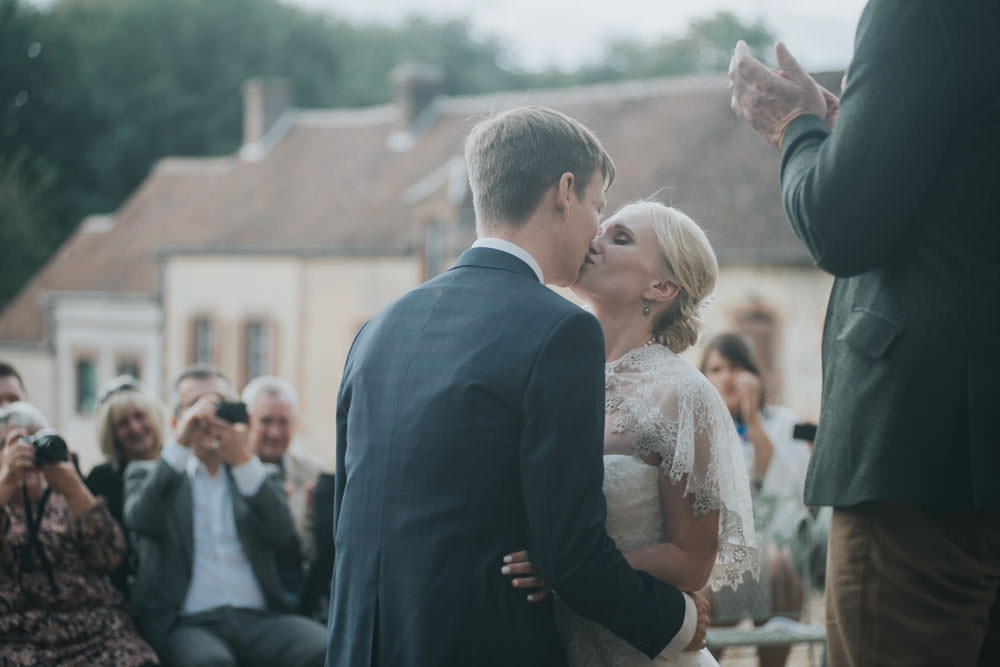 Reportage wedding photography in France
