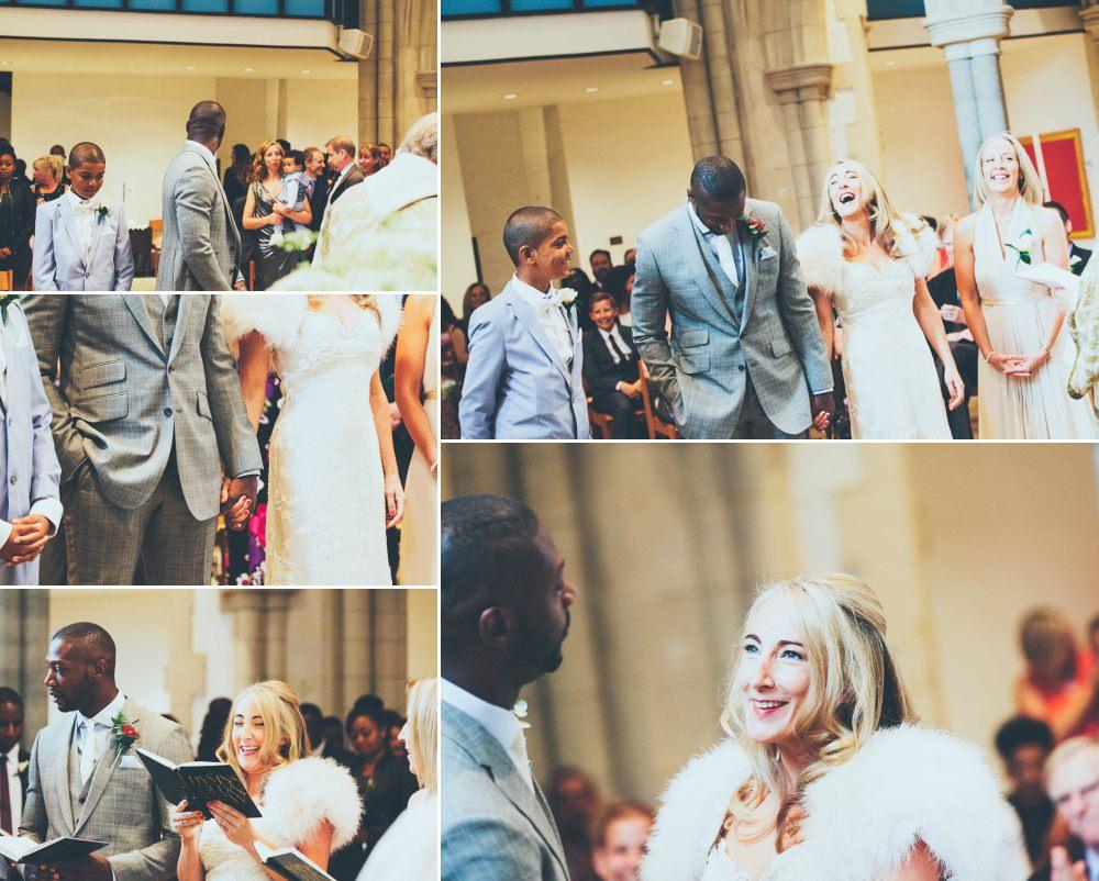 Queens Park, London Wedding Photography
