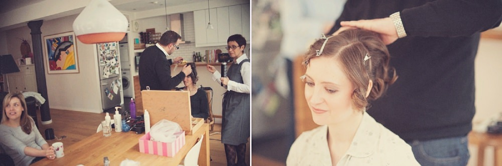 vintage alternative wedding london