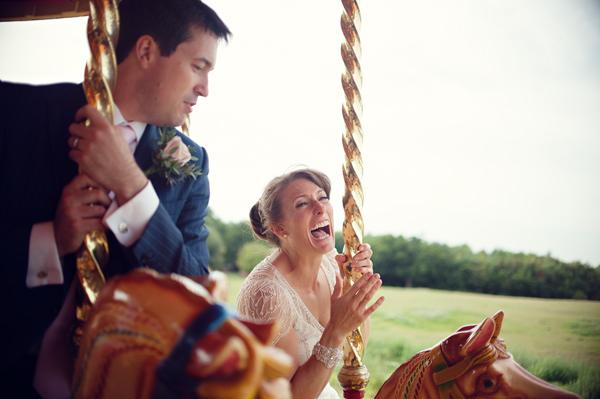 Preston Court Wedding Carousel