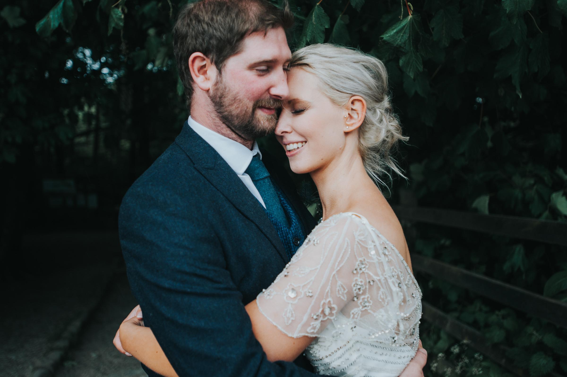 creative wedding photographer london