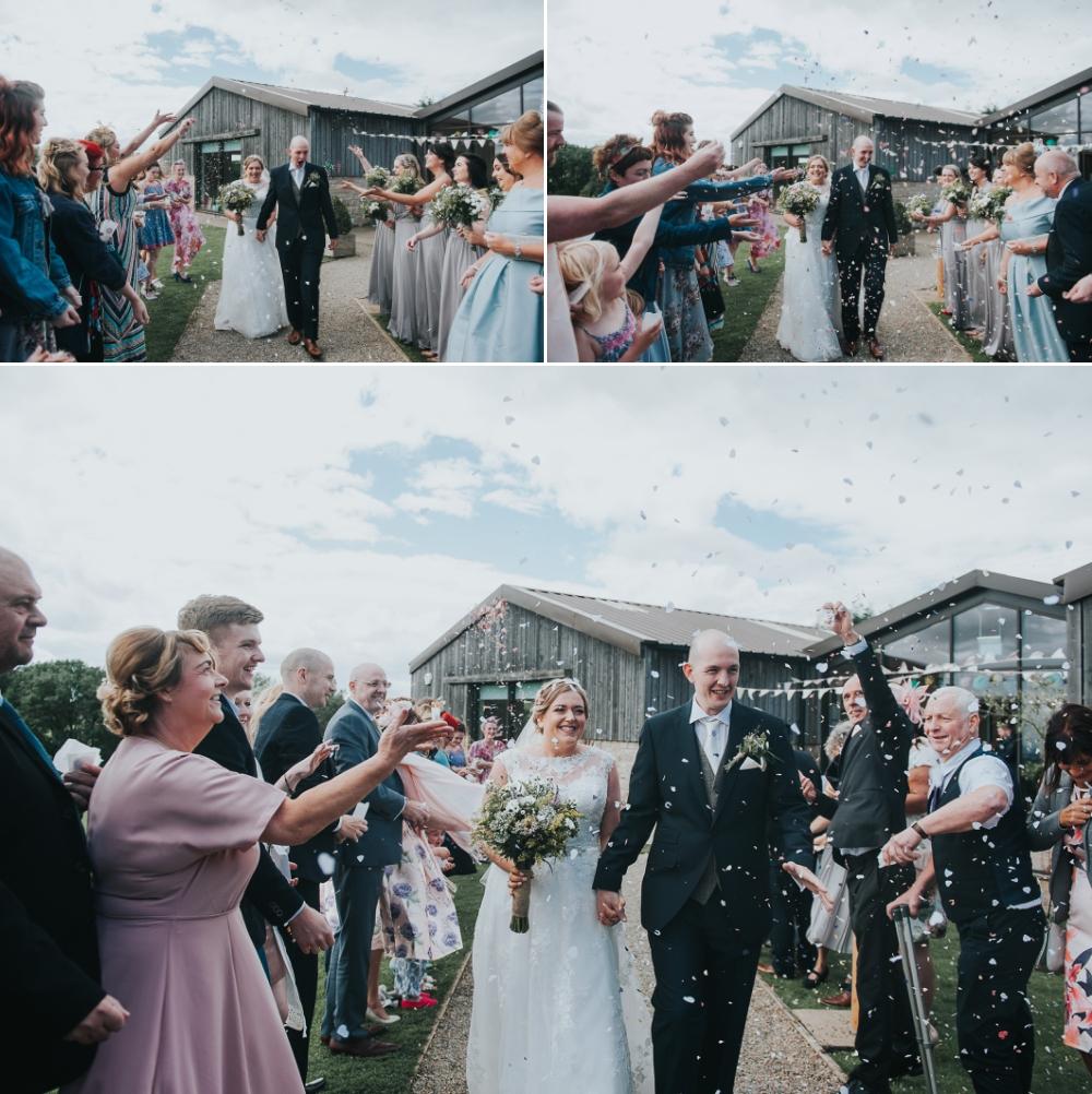 Natural Retreats Yorkshire Wedding