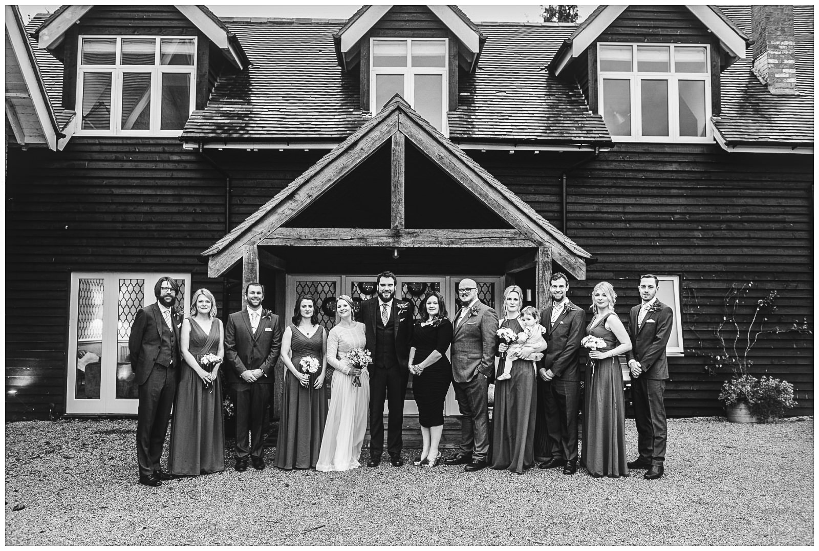 Milbridge Court Winter Wedding