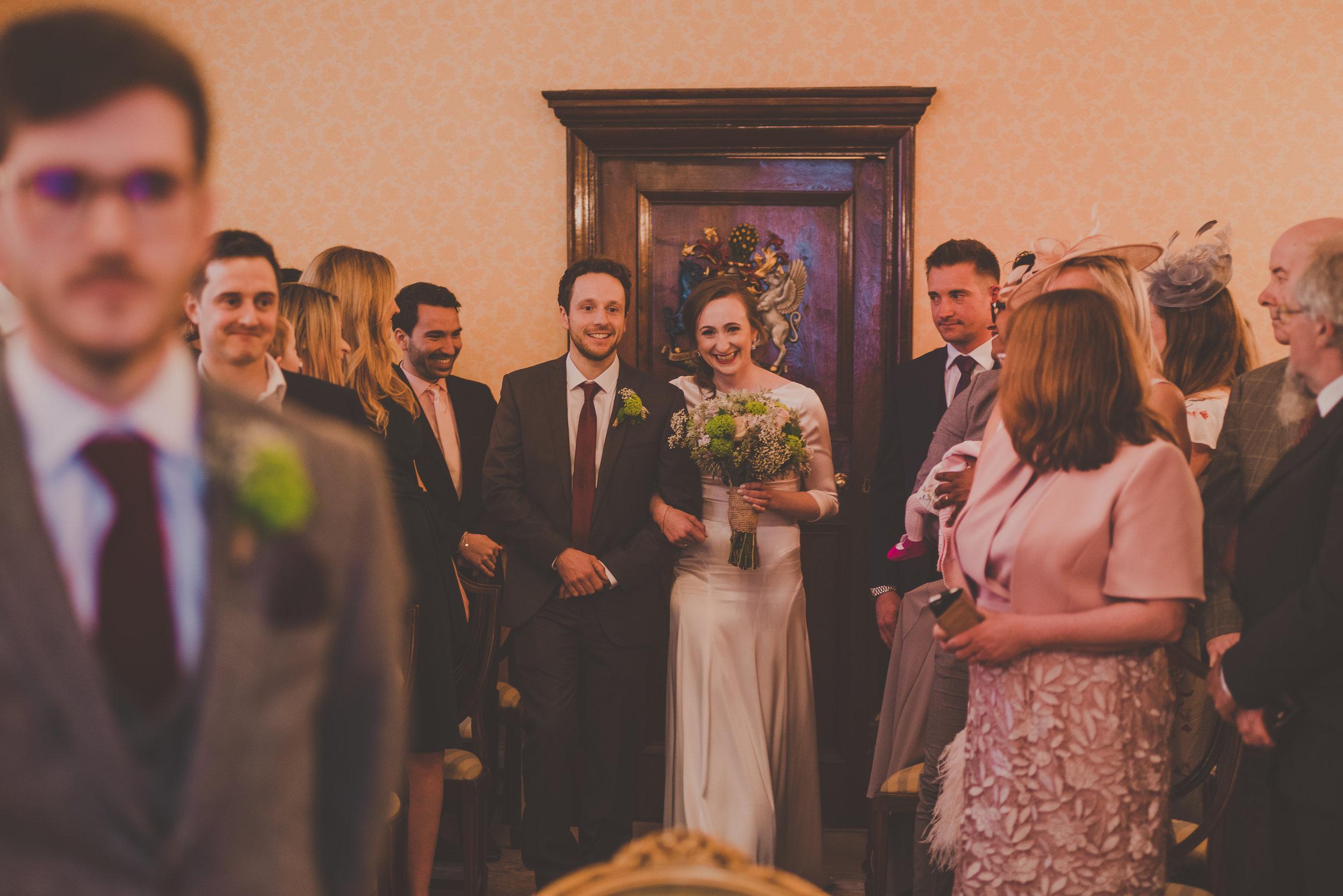 Primrose Hill Wedding