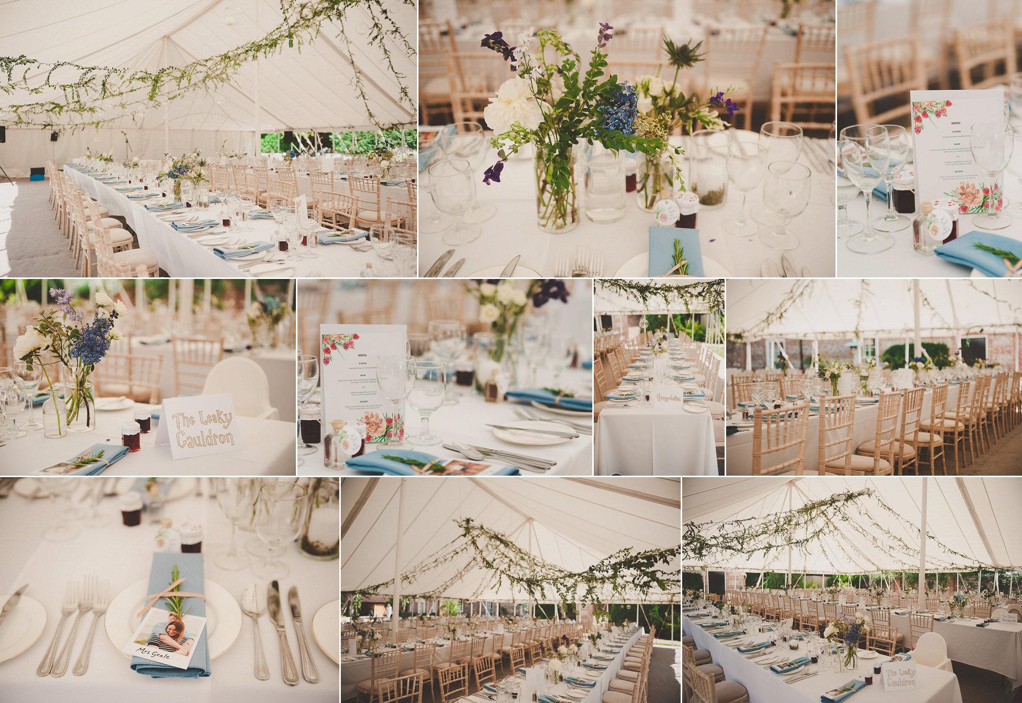 Back Garden Wedding