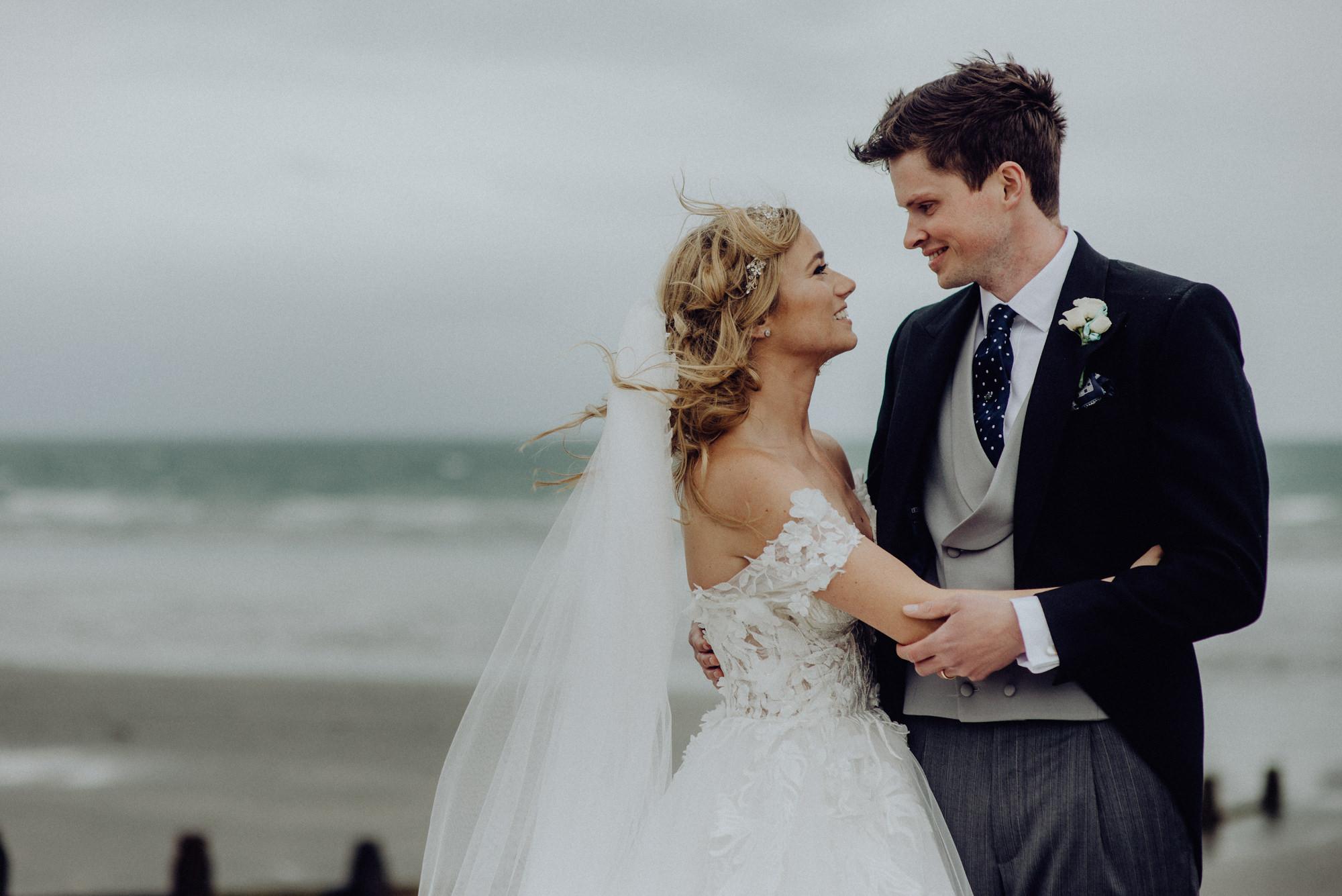 West Wittering Wedding in Sussex