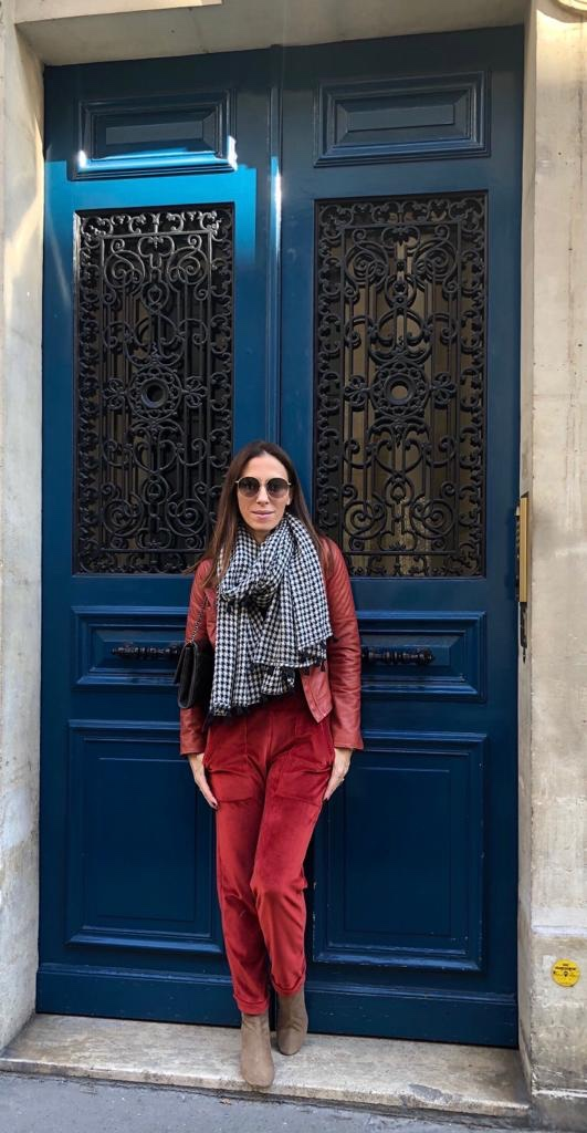 Simone in Milan