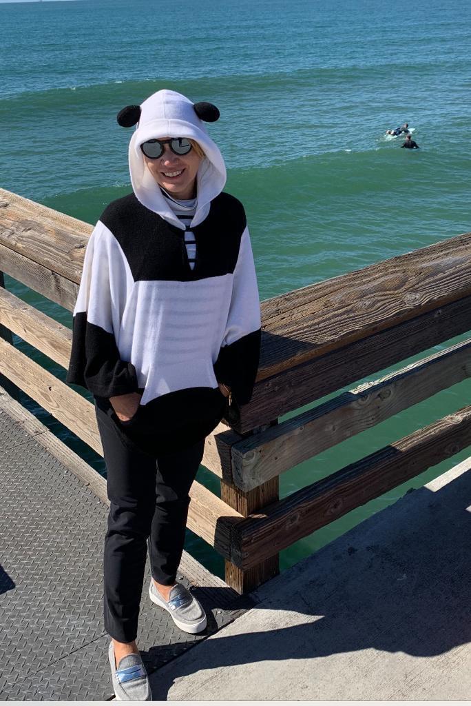 Liana in SF