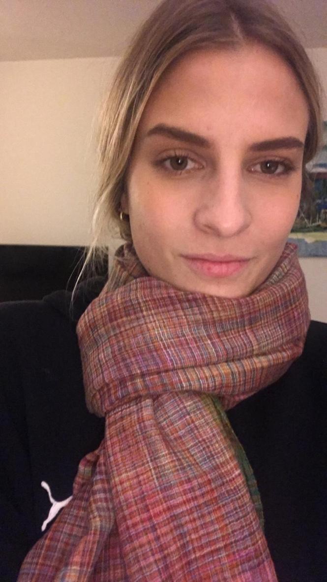 Cecilia in NY