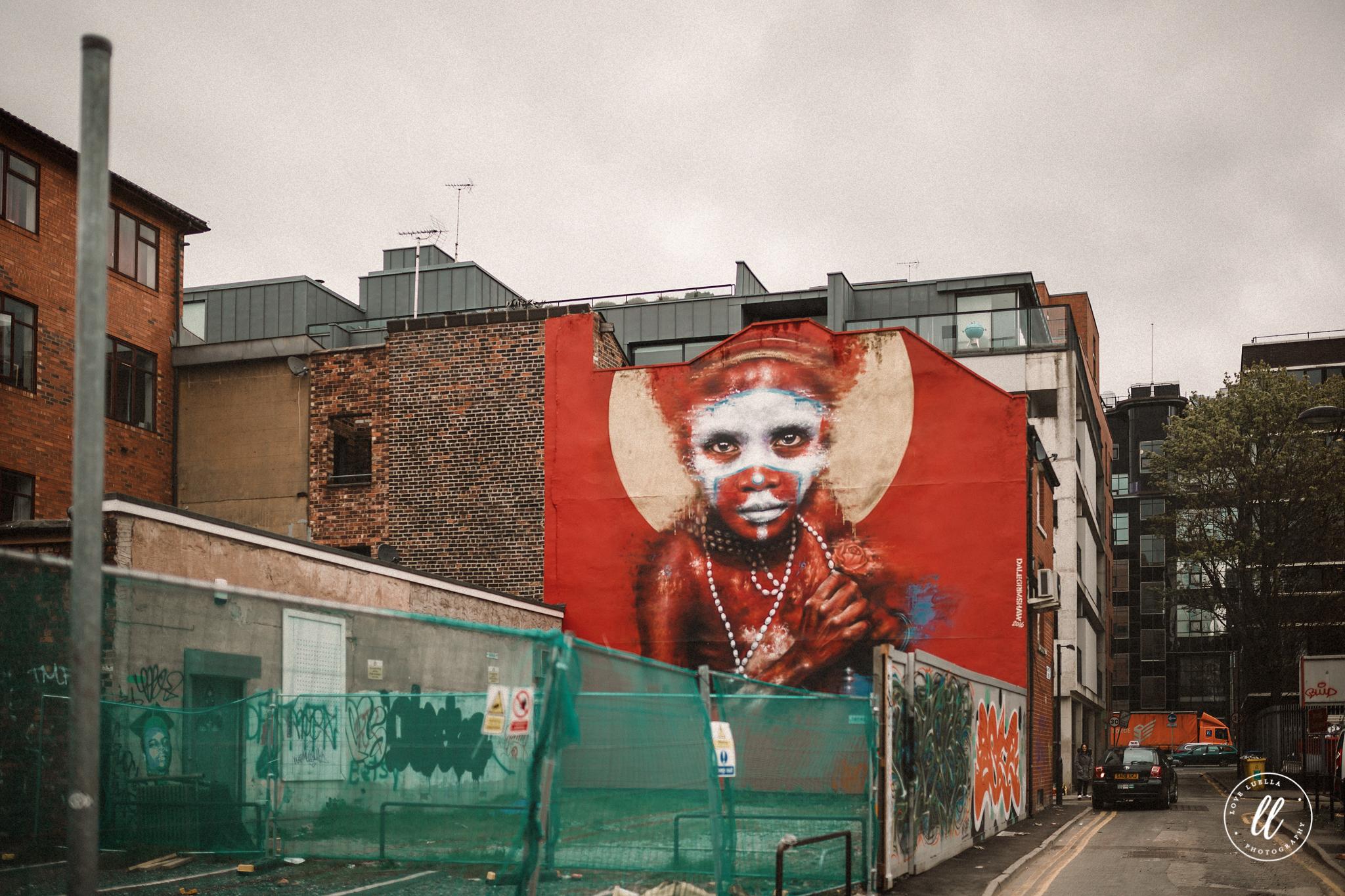graffiti northern quarter