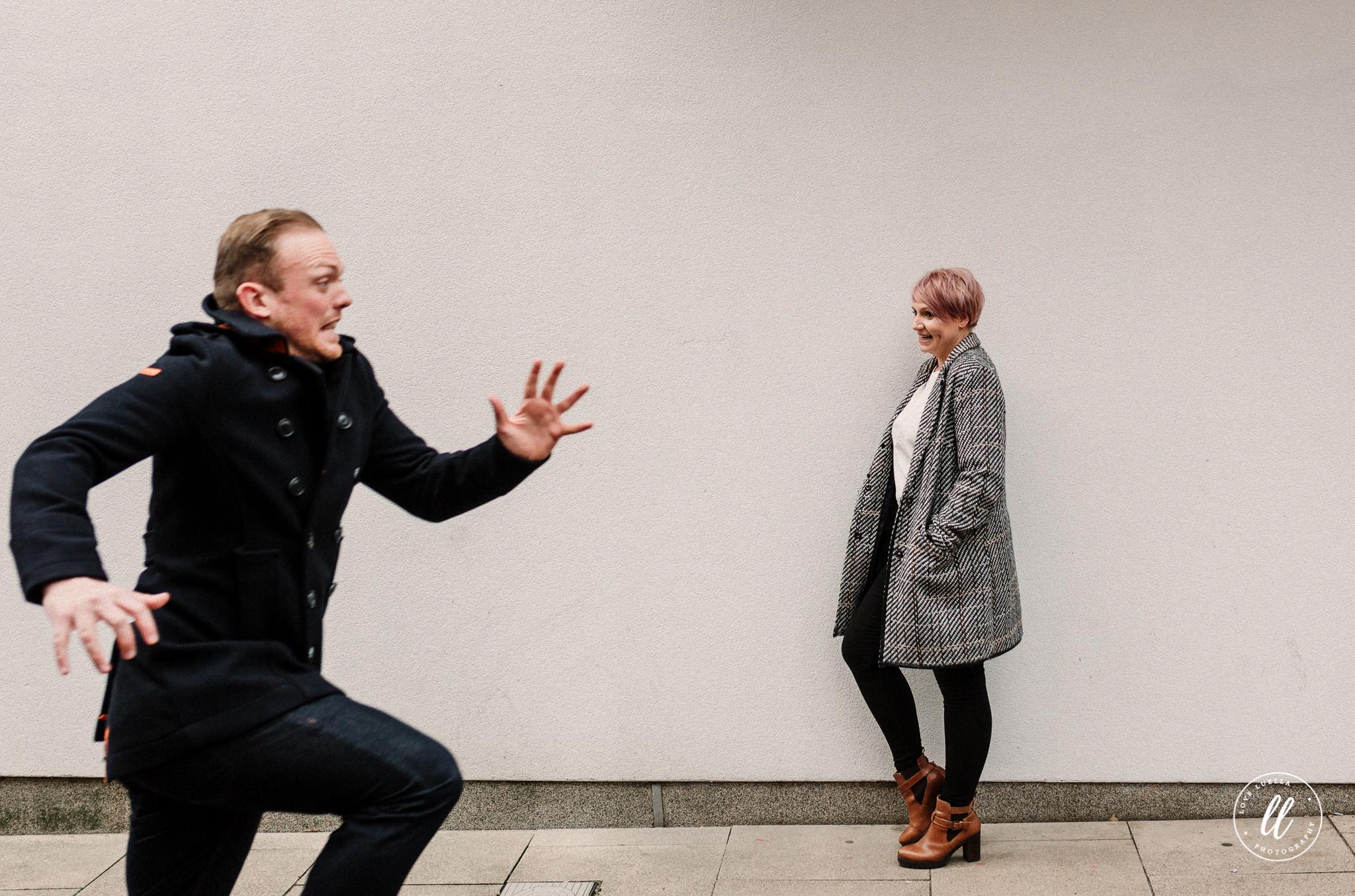 alternative couple photography manchester