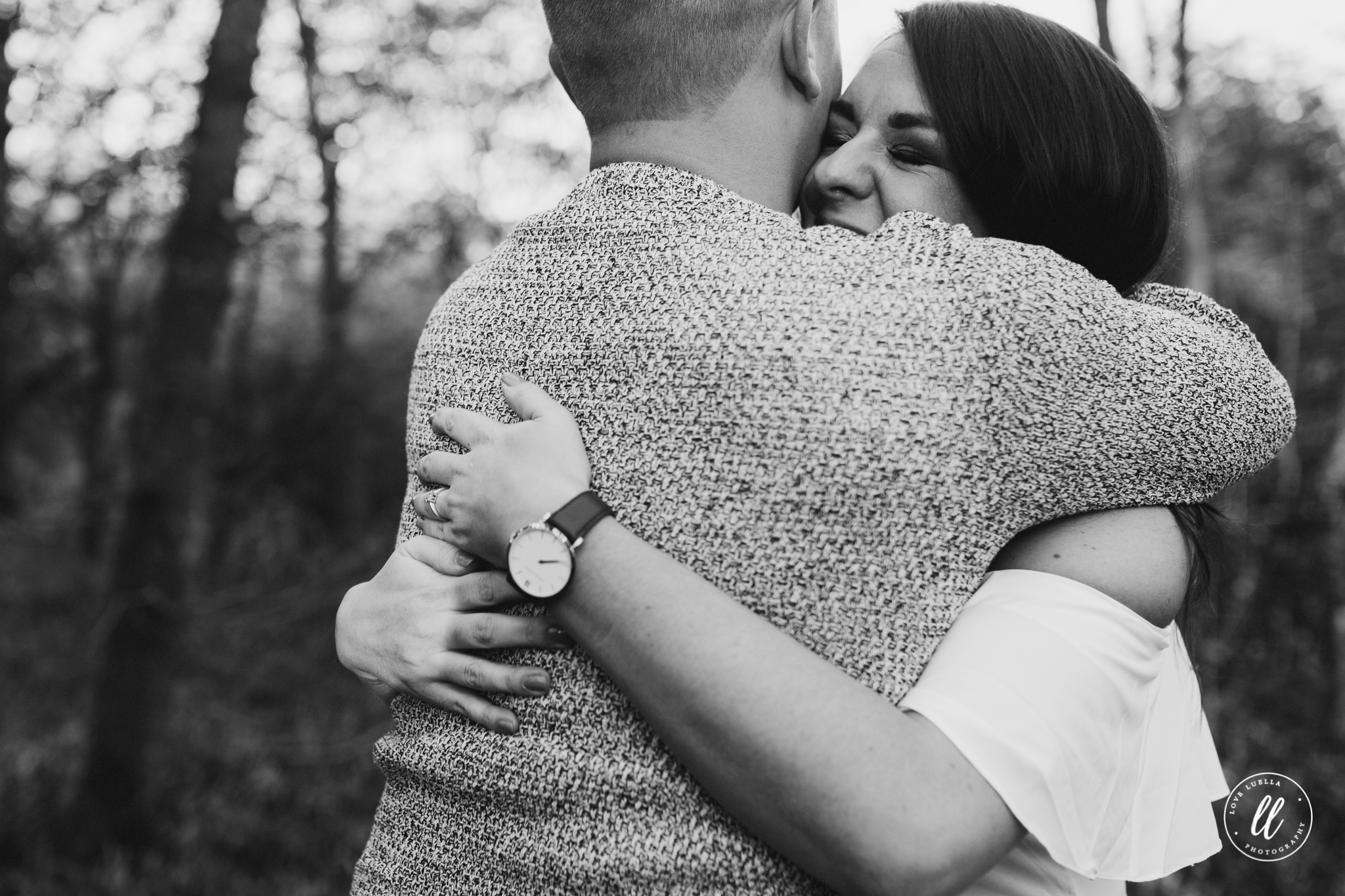 relaxed couple photography