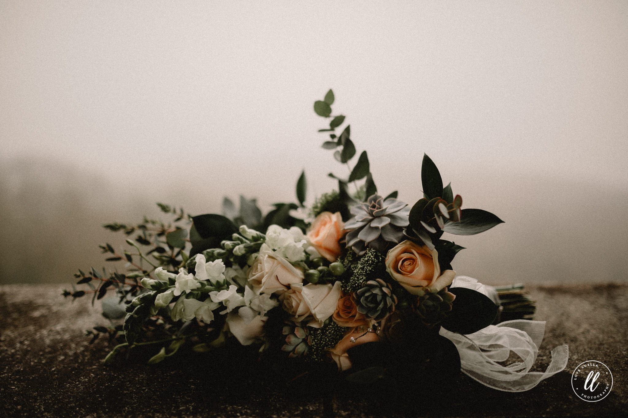 Bridal Bouquet At The Celtic Manor Resort