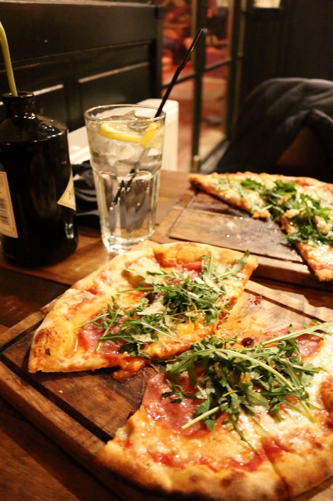 Marquis Of Wellington London Pizzas