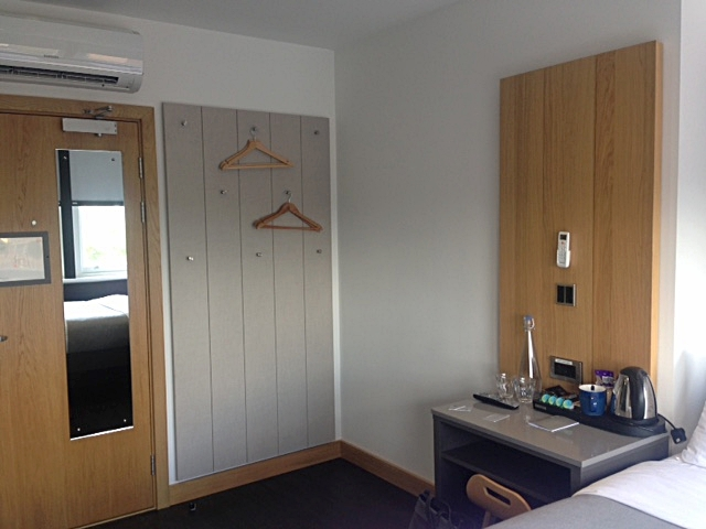 Z Hotel London City room
