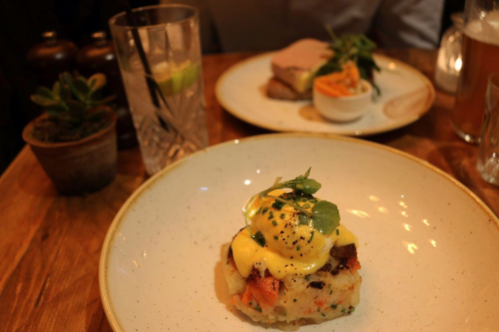 Dotty Dishes - Bubble & Squeak at The Fentiman Arms London