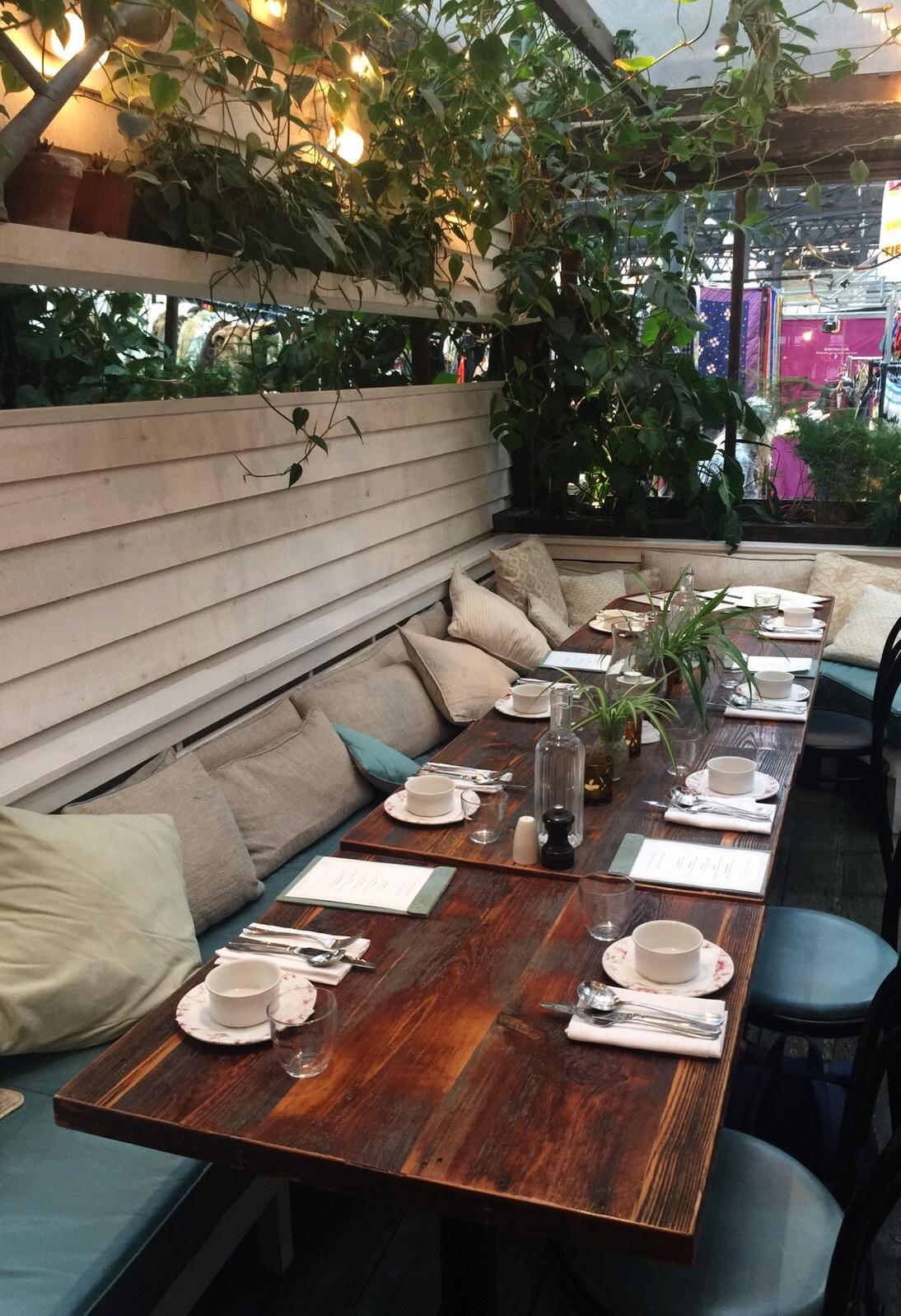 Blixen restaurant