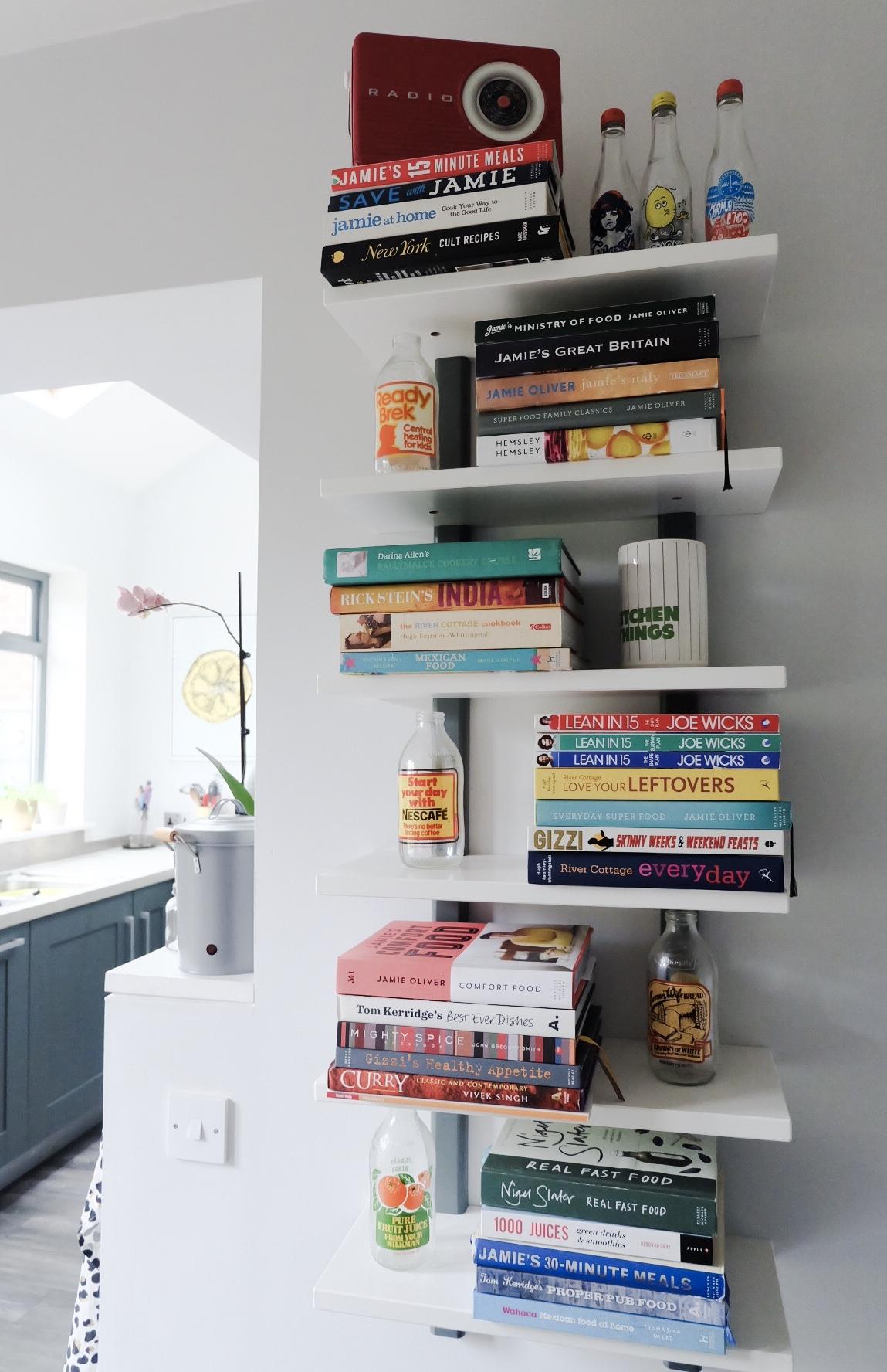 DIY: Ikea Hack Kitchen Shelves — Manchester Lifestyle Blog