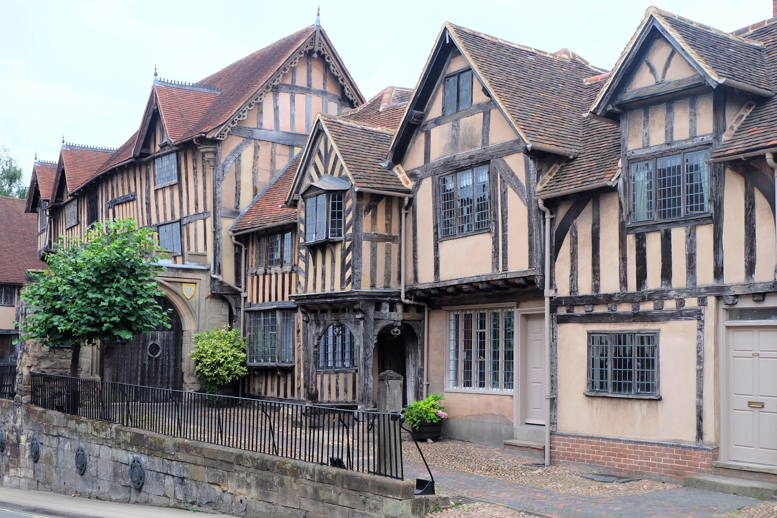 Lord Leycester Hospital