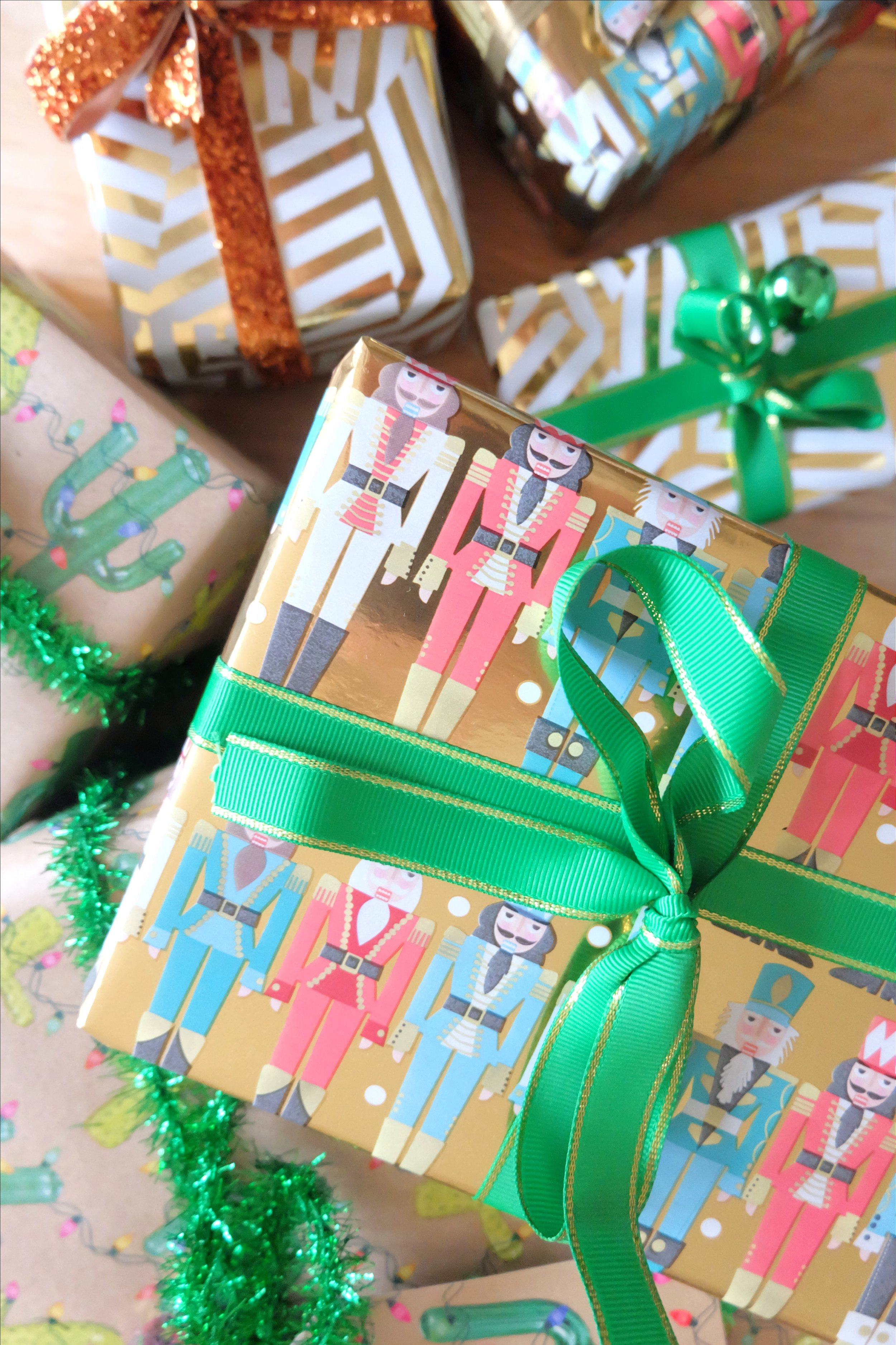 Paperchase wrapping paper