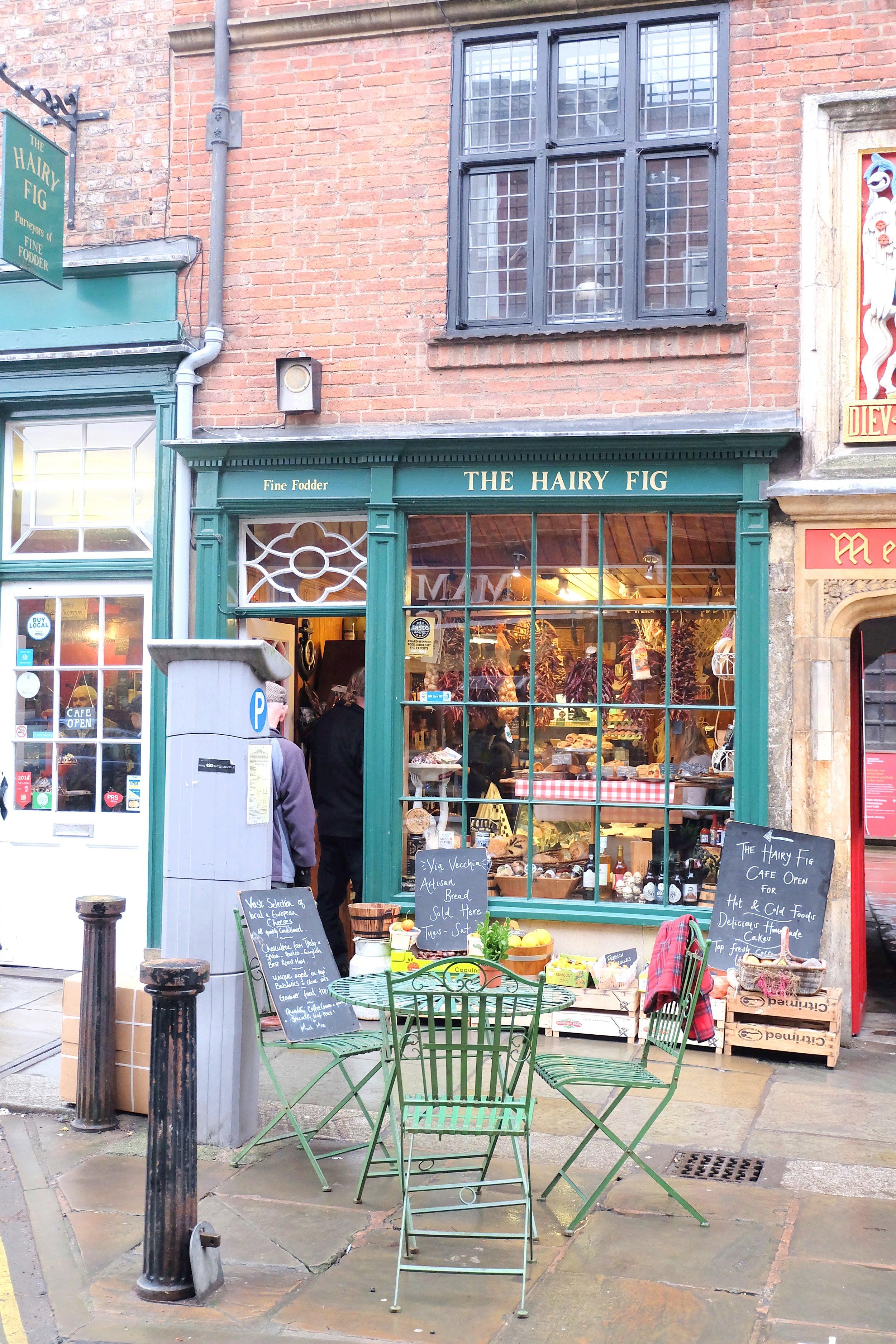 York shops
