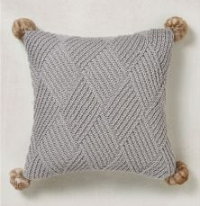 Next pom pom cushion