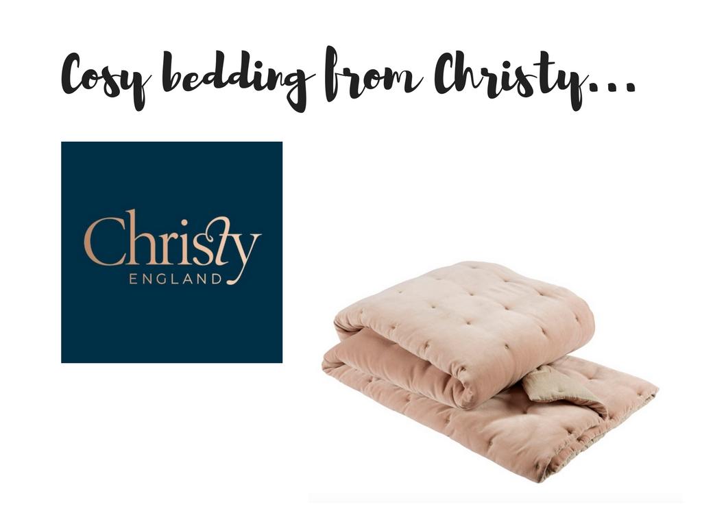 Christy throw