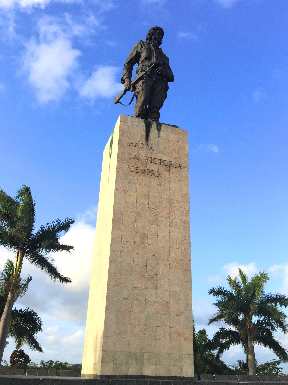 The Che Guevara Mausoleum