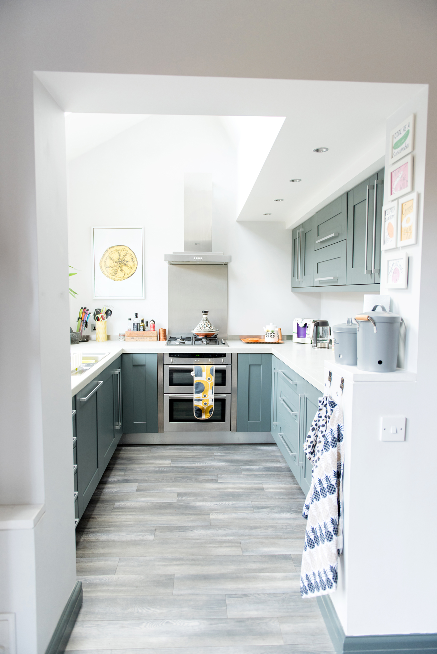 How To Create Two Rooms In A Kitchen Diner Manchester Lifestyle Blog